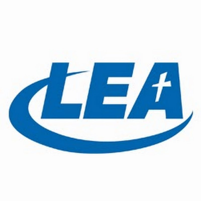 Logo of the Lutheran Education Association, LEA