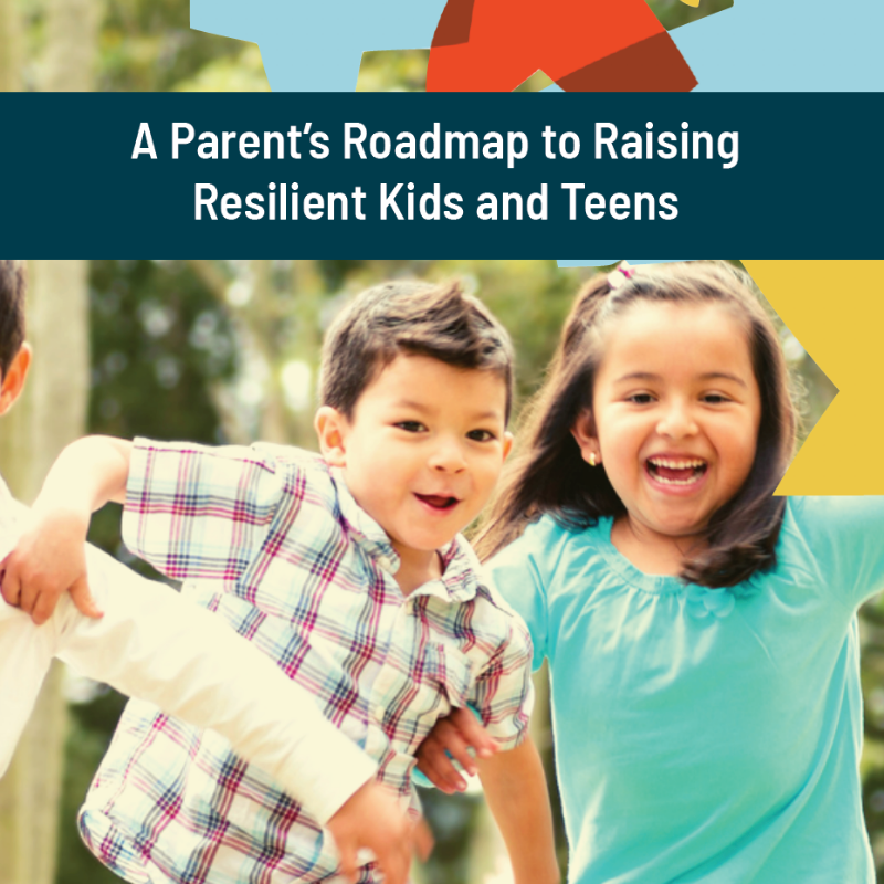 Cover of Spark & Stitch Institute Parent's Roadmap to Raising Resilient Kids and Teens