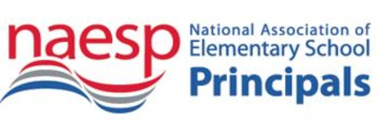 Logo for National Association of Elementary School Principals