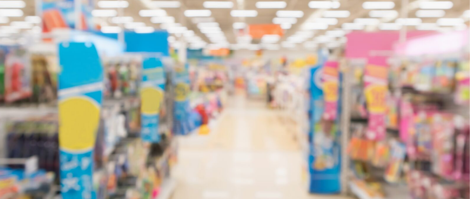 Toy aisle that ignites the gimmes